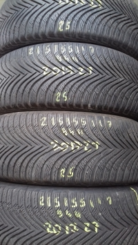 Michelin Alpin A5 94H XL(2017.27) 215/55 R17