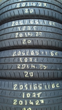 Pirelli Carrier Winter 107T(2014.22) 205/65 R16C