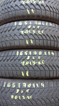 Michelin Alpin A4 81T(2013.25) 165/70 R14