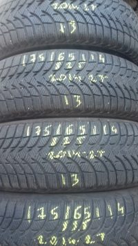 Michelin Alpin A4 82T(2014.27) 175/65 R14