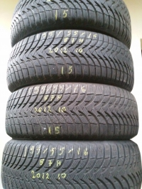 Michelin Alpin A4 87H(2012.10) 195/55 R16
