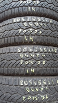 General (Continental) Altimax Winter Plus 94H XL(2015.38) 205/55 R16