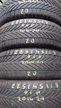 BF Goodrich G Force Winter 91H(2014.29) 225/45 R17