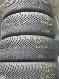 Michelin Alpin A5 98V XL(2016.29) 215/55 R17
