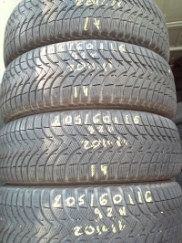 Michelin Alpin A4 92H(2011.11) 205/60 R16