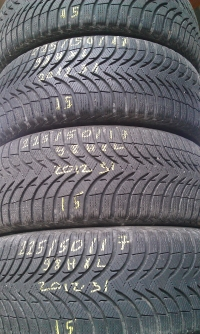 Michelin Alpin A4 98H XL(2012.31) 225/50 R17